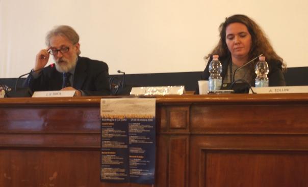 Laura Candiotto, Luigi Vero Tarca, Linguaggi dell'assoluto image